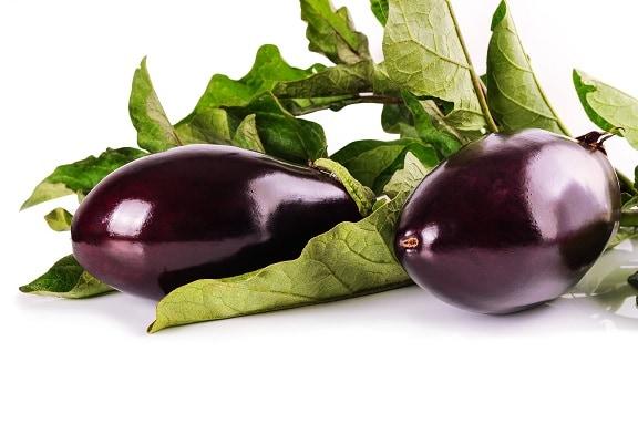 auberginen keto